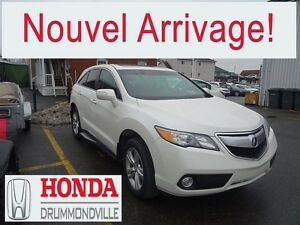 2014 Acura RDX Techn Package+NAVIGATION +CUIR