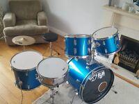 Drum Kit - Black Mamba