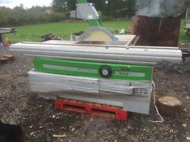 Joinery Workshop Machinery for sale Felder Maggi