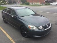 lexus GS 350 awd 2008 luxury package