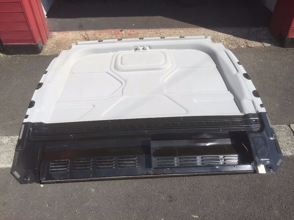 Ford Transit Bulk Head panel as new condition padded on cab side from 65 plate new shape van
