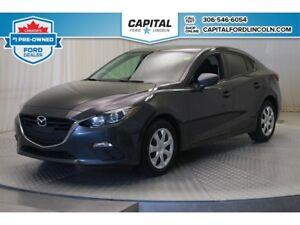 2015 Mazda MAZDA3 GX * Automatic * A/C *