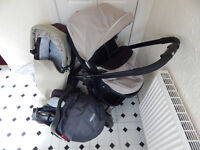 Full travel system Graco Evo