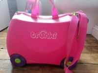 Pink TRUNKI trunky good condition