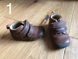 Boys shoes - various sizes
