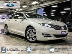 2014 Lincoln MKZ HYBRID SELECT FWD LEATHER BACKUP SENSOR + CAMER