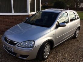 VAUXHALL CORSA 1.2 DESIGN (5 DOOR)**STUNNING CONDITION** LOW TAX AND INSURANCE**IDEAL FIRST CAR**