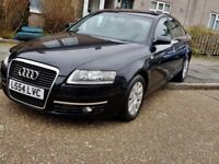 Audi A6 2.0tdi manual 6 speed fully spec leather not 530d a8 x5 a4 535 320 330