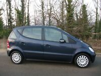 1.4 MERCEDES A CLASS LONG WHEEL BASE MOT DECEMBER 2017