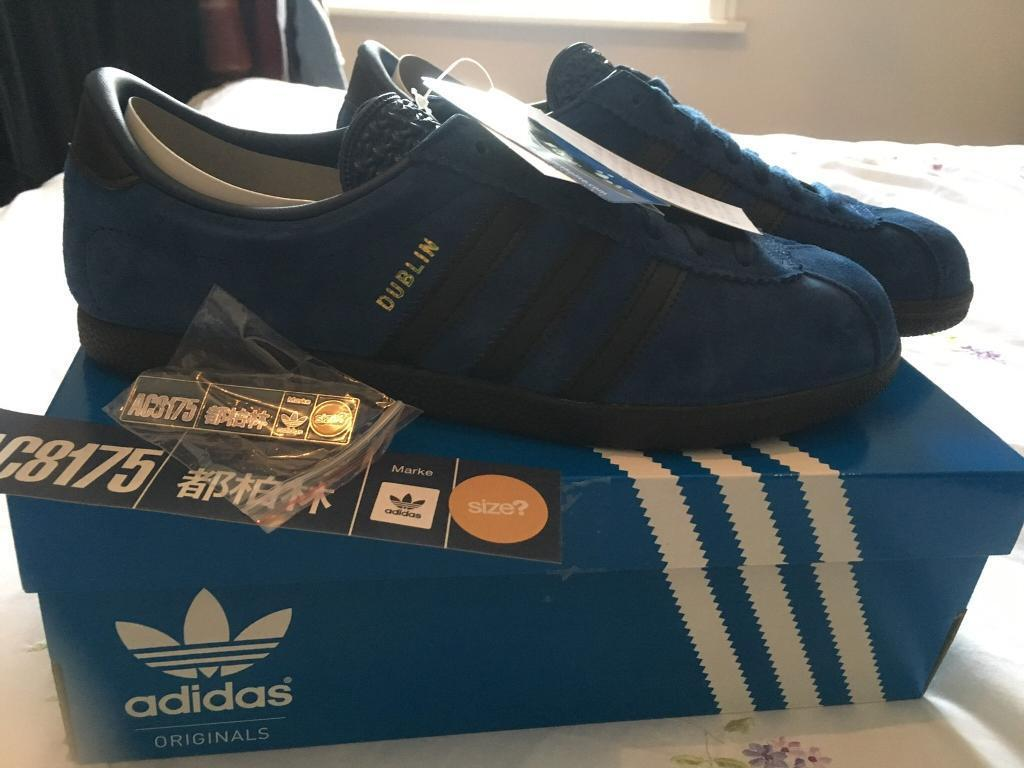 quality design 68c95 9c012 Adidas Dublin Taiwan size 9
