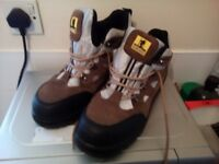 Safety Boots 45/11 mint condition