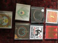 7xtc /andy partridge cds.good condition.