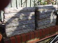 12 Stonemarket Walling Blocks