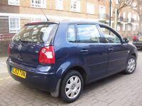 VW VOLKSWAGEN POLO 1.4 +++ CHEAP TO TAX RUN AND INSURE +++ 5 DOOR HATCHBACK
