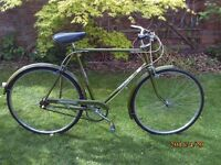 TRIUMPH TRAFFIC MASTER ONE OF MANY QUALITY BICYCLES FOR SALE