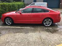 Audi A5 2010 2.0TFSI SLine