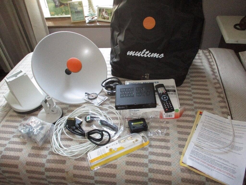 MULTIMO PORTABLE SATELLITE T SYSTEM