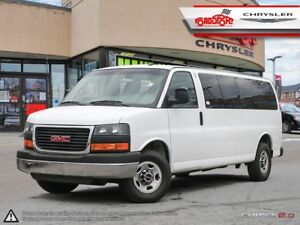 2015 GMC Savana LT 15 PASSENGER CLUB WAGON