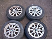 BMW Alloy Wheels for 3-series E36/46