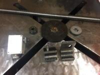 Harrison M300 lathe parts