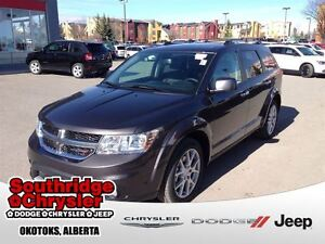 2016 Dodge Journey R/T-LEATHER HEATED SEATS, SUNROOF, DVD