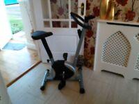 Exercise bike lightweight