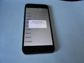 Apple I Phone 6 64 Gb in silver £300 ono