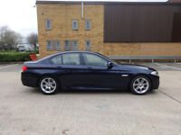 BMW 5 Series 520d M Sport[Professional Media] Auto Diesel 0% FINANCE AVAILABLE