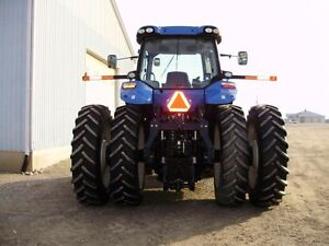 2013 New Holland T8.300 MFD Tractor London Ontario image 7