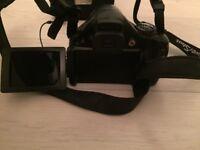 Canon Powershot SX40 HS 12.1mp & Bag