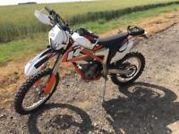 KTM Freeride 350 Enduro
