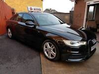 MARCH 2013 Audi A6 S LINE TDI, 1 OWNER, FULL AUDI SERVICE HISTORY