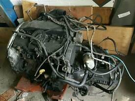 Transit 2.0 tddi engine and gear box