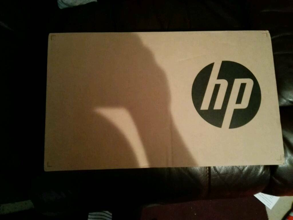 Hp 255 g4 laptop brand new unused