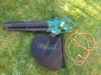 Leaf Blower and vacuum Q Garden QGBV2500