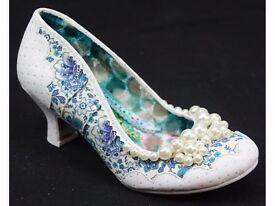 WANTED Irregular Choice Pearly Dazzlers Size 6 or 7
