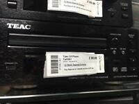 TEAC CD Player PD-H300 MKIII