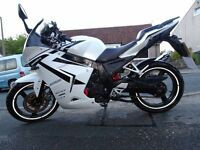 Daelim VJF 125 ROADSPORT 2014 - Low Miles - Warranty - Service History - Beautiful Bike - CBF YZF