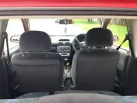 VAUXHALL CORSA 1.2 i 16V Breeze 3dr FULLY AUTOMATIC, VERY LOW MiLEAGE AND LONG MOT,VERY GOOD DRIVE