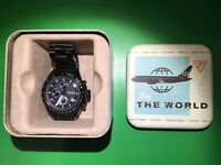 Fossil men's watch for sale.