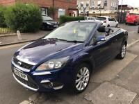 FORD FOCUS CONVERTIBLE 2.0 PETROL 59.000 MILES JUST BEEN SERVICED 12/4 2017
