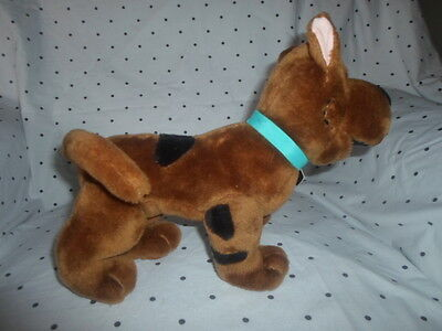 "Cartoon Network Scooby Doo Standing Dog 12"" Plush Soft Toy Stuffed Animal"