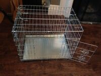 Puppy training cage (collapsible)