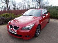 BM W 520 M Sport one former keeper 77000 full service history outstanding car