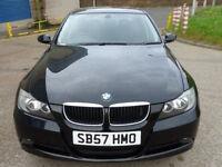 BMW 3 SERIES 2.0 318I SE 4d 128 BHP PARKING SENSORS + CLIMATE CONTROL + SERVICE RECORD ++