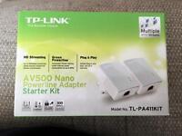 TP Link Model TL-PA411KIT