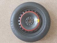 Spare wheel Pirelli T125/85 R16 99M