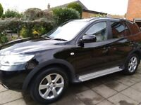 Hyundai Santa Fe 2.2 diesel automatic FSH leather interior heated seats excellent condition
