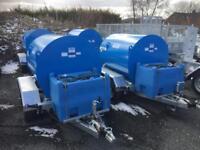 Bunded fuel Bowser 1000 ltr fully compliant diesel bowser