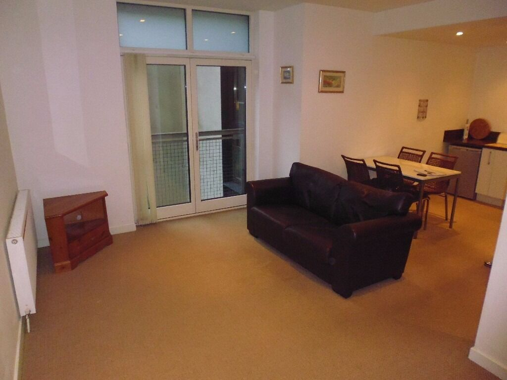 Fantastic, Fully Furnished, Two Bedroom City Centre Flat, Oswald Street (ACT 460)